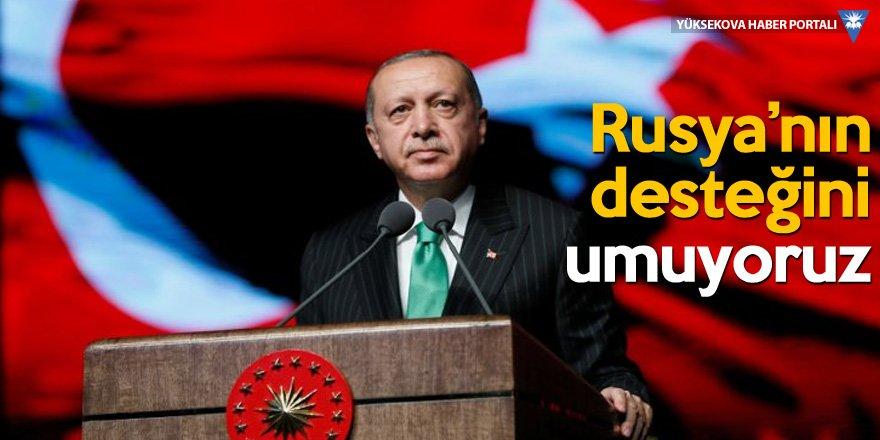 Erdoğan: Suriye'de güvenli bölge sayısını artıracağız