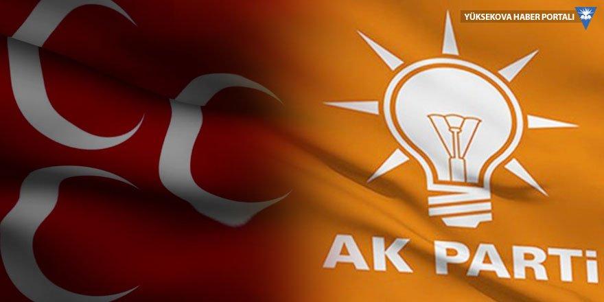 MHP, İstanbul'da iki belediyeyi istedi iddiası
