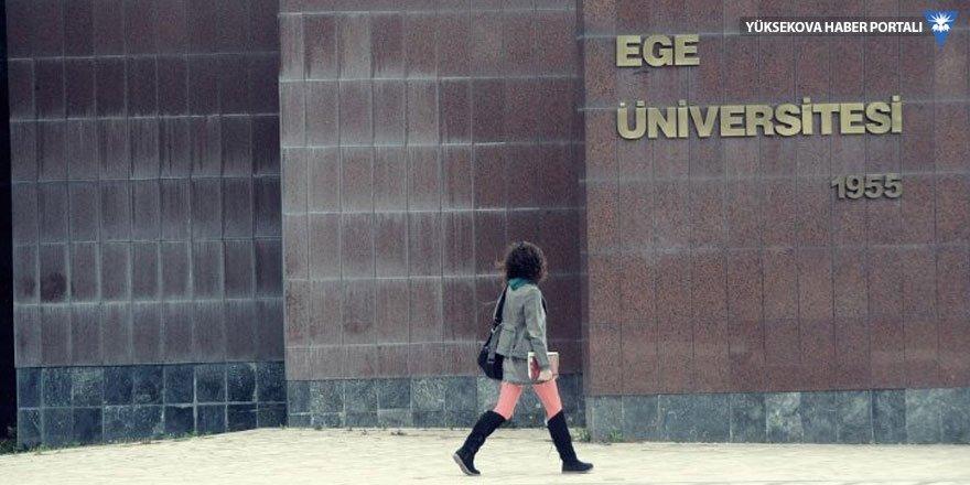 Ege Üniversitesi öğrencilerine icra takibi başlattı
