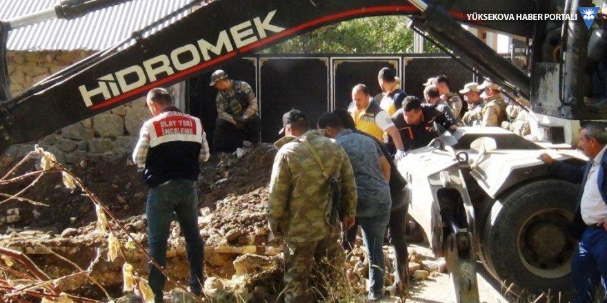 Van'da boruya düşen işçinin cesedi bulundu