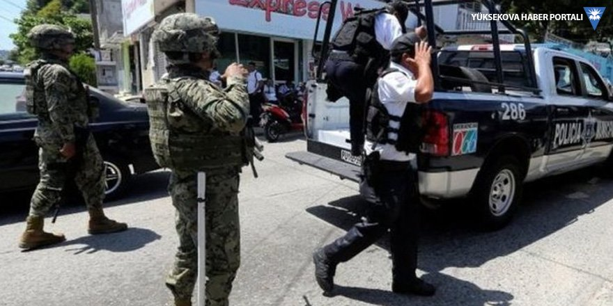 Bütün polislere soruşturma başlatıldı, silahlarına el konuldu