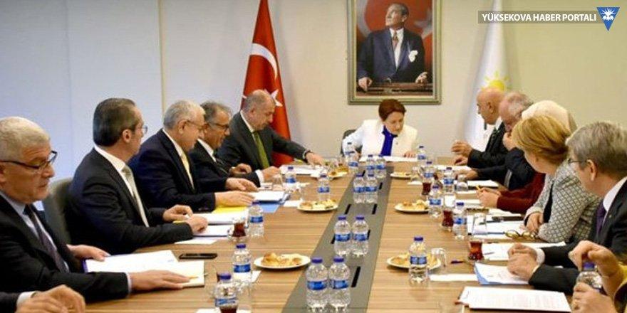 İYİ Parti'den af teklifi için komisyon önerisi