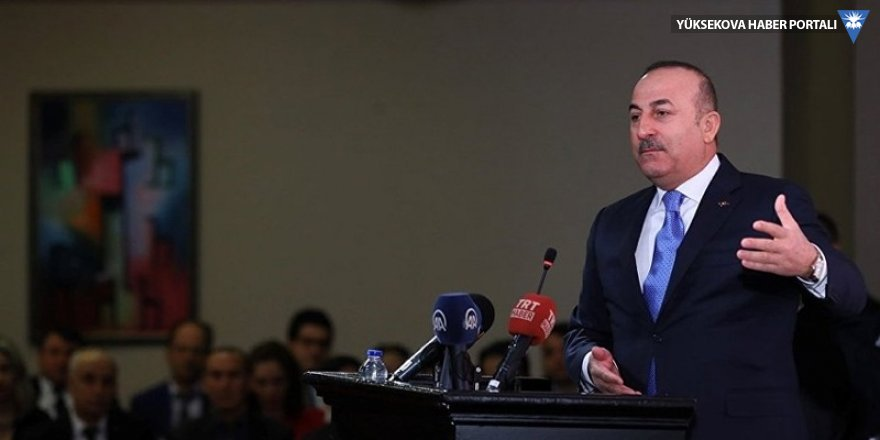 'Türkiye, ABD'nin İran'a yönelik yaptırımlarına uymayacak'