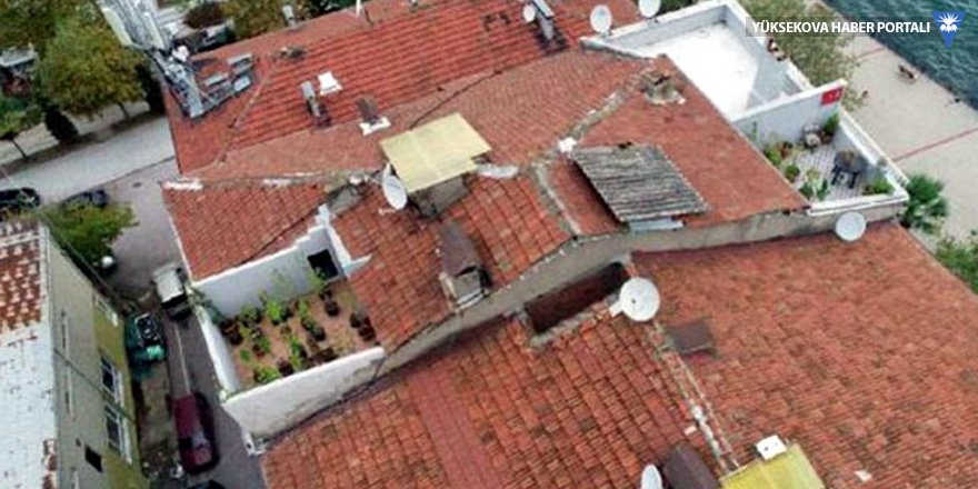 Uyuşturucu bahçesi drone'la tespit edildi