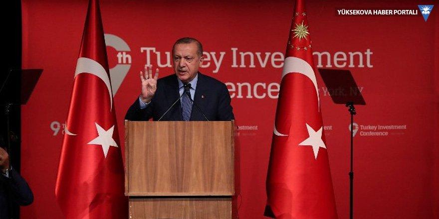 Erdoğan'dan af açıklaması: Dönünce göreceğiz