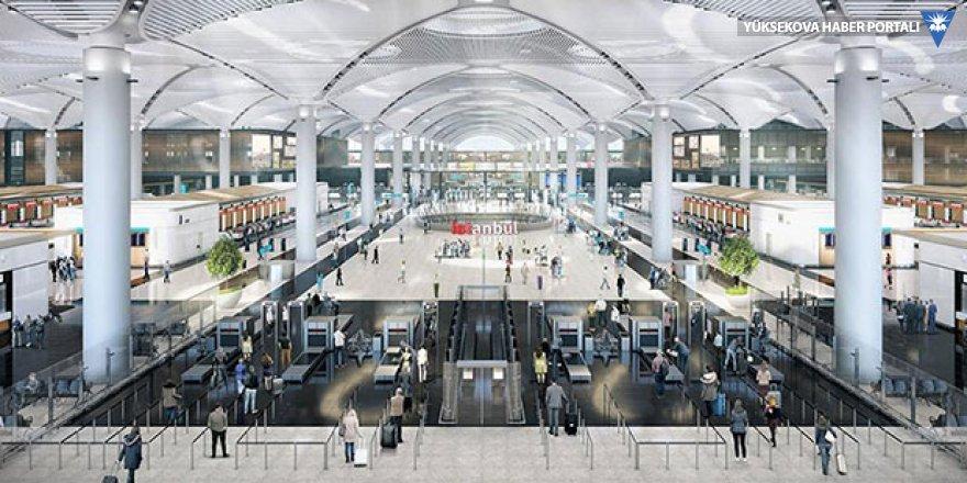Yeni havalimanı ulaşım ücretleri belli oldu