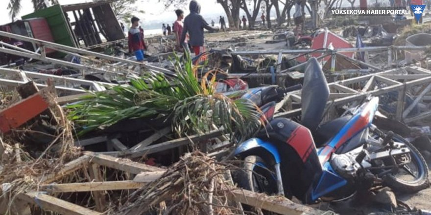 Endonezya depremi: Ölü sayısı 384!