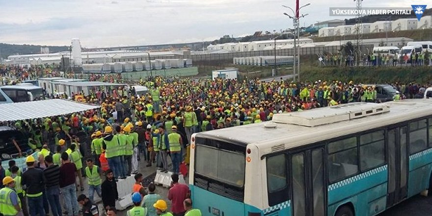 3. havalimanı şantiyesinde iş cinayeti iddiası