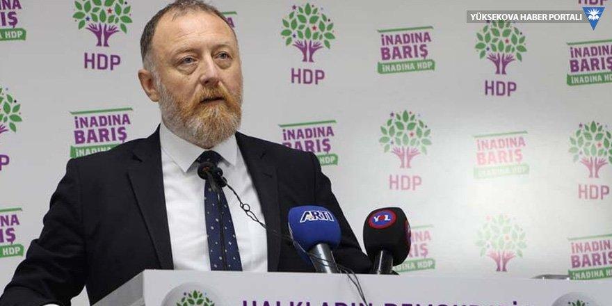 HDP Eş Genel Başkanı Temelli yarın Hakkari ve Yüksekova'ya geliyor