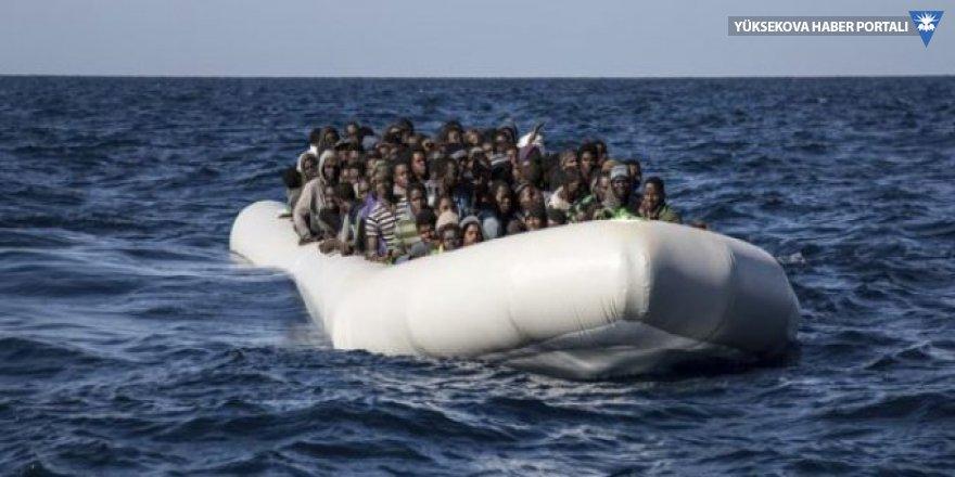 Enez'de göçmenleri taşıyan bot battı: 5 ölü