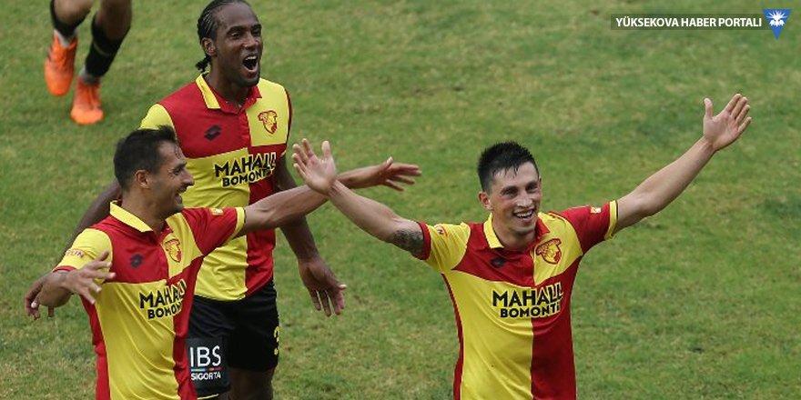 Göztepe: 3 - Atiker Konyaspor: 2