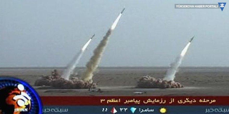 Devrim Muhafızları'ndan misilleme: Suriye'ye füze fırlattılar!