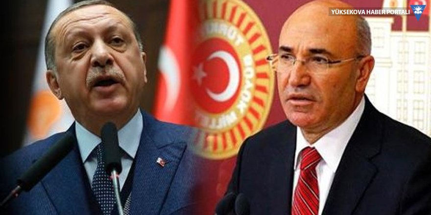 Tanal'ın Erdoğan protestosunu Kılıçdaroğlu durdurdu!