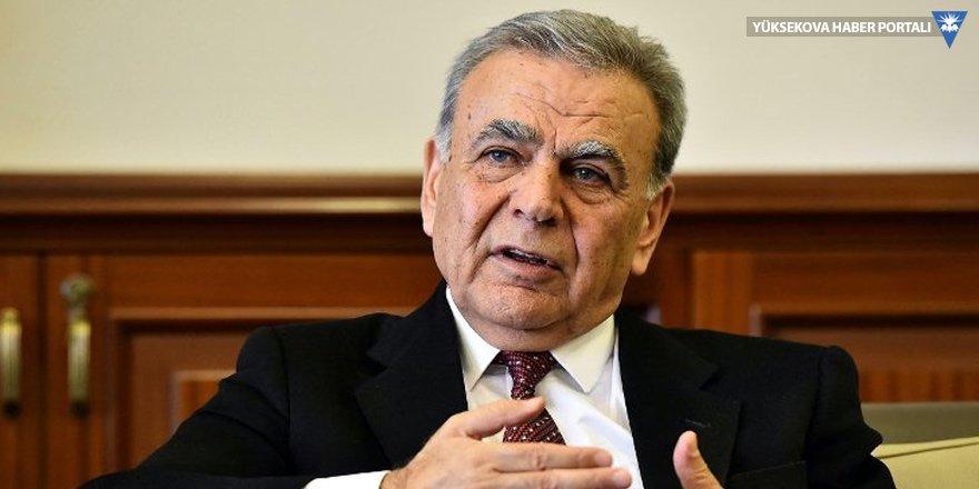 İzmir'de Aziz Kocaoğlu'nun yerine iki aday