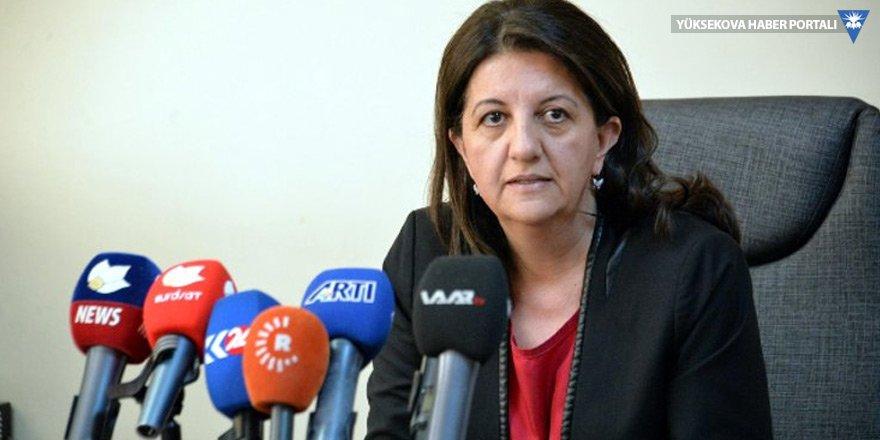HDP Eş Başkanı Pervin Buldan hakkında zorla getirme kararı