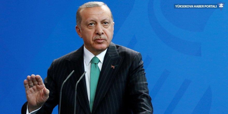 Erdoğan: Fırat'ın doğusundan gitmeleri lazım