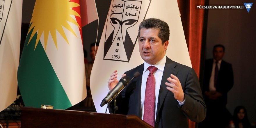 Mesrur Barzani Kürdistan Başbakanı seçildi