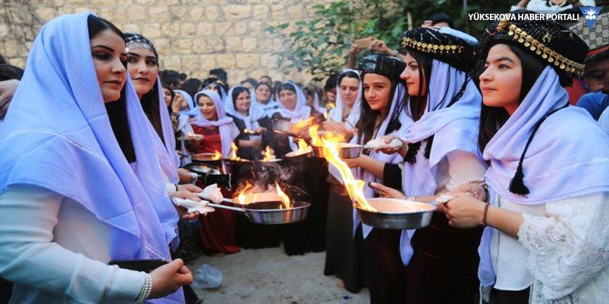 HDP'den Êzidi bayramı için kutlama