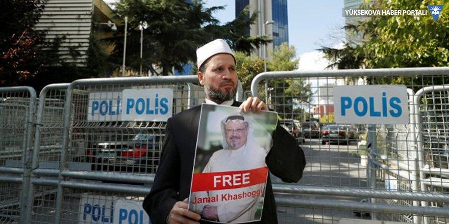 İddia: Suudi gazeteci elçilikte öldürüldü