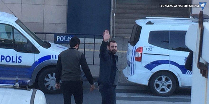 Gazeteci Çağdaş Kaplan serbest bırakıldı