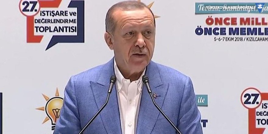 Erdoğan'dan MHP'ye: Cezaevlerini boşaltmak için af çıkarılmaz