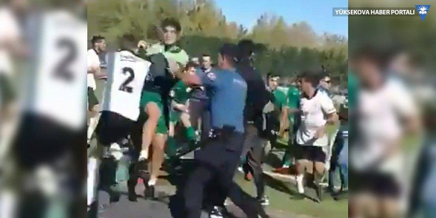 Konyaspor-Beşiktaş U21 maçından sonra kavga çıktı