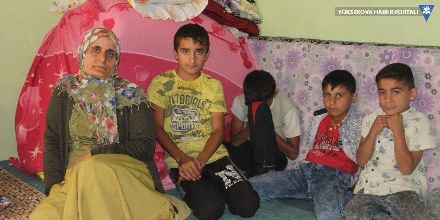 Hakkarili Engin ailesi yardım bekliyor