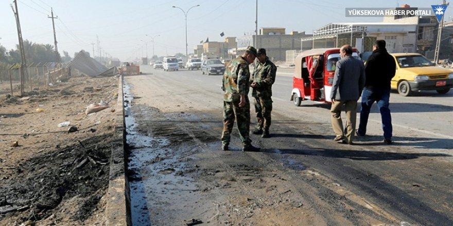 Bağdat'ta patlamalar: 4 kişi hayatını kaybetti