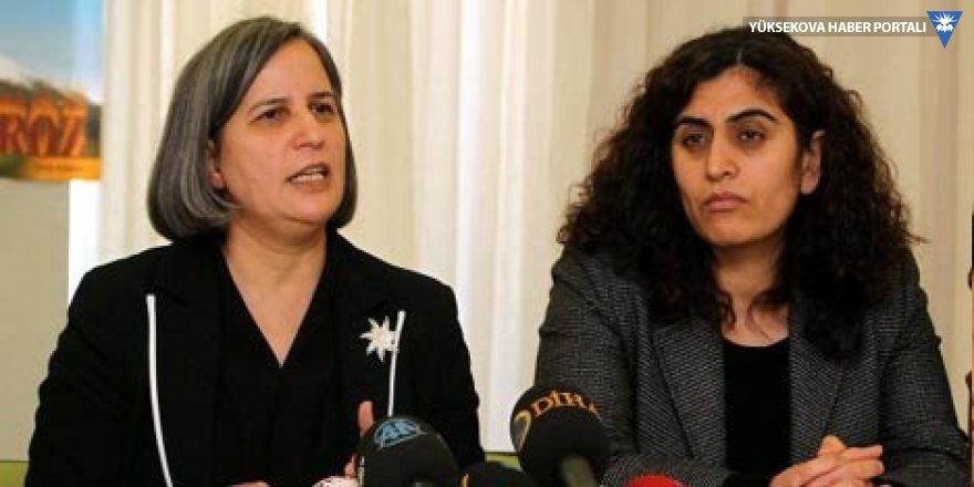 Savcılık, Kışanak ve Tuncel'e verilen hapis cezalarına itiraz etti