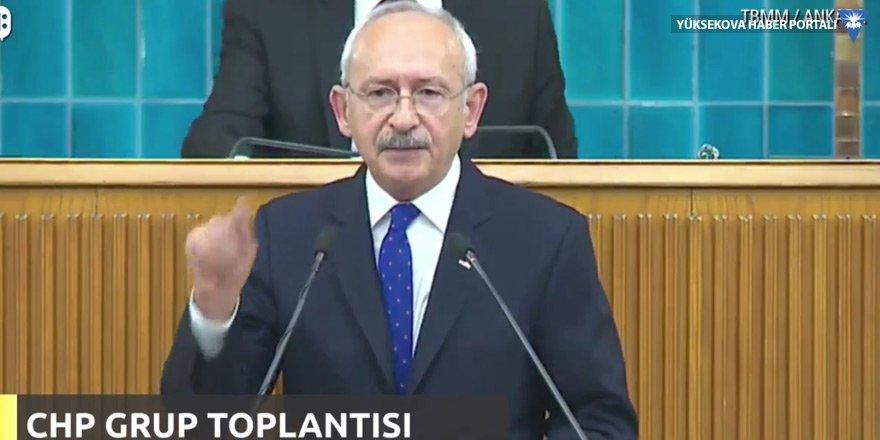 Kılıçdaroğlu: Feriştahı gelse açığımızı bulamaz