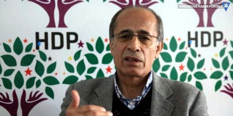 HDP Batman İl Eşbaşkanı Nizamettin Toğuç tutuklandı