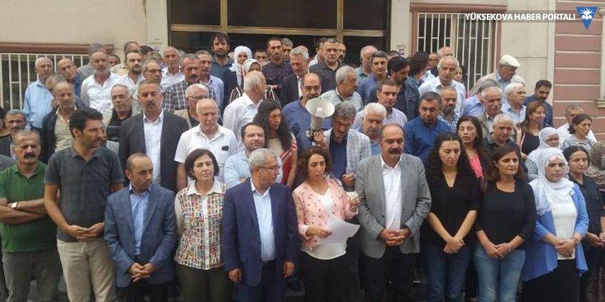 HDP: Demokratik siyaset tasfiye ediliyor