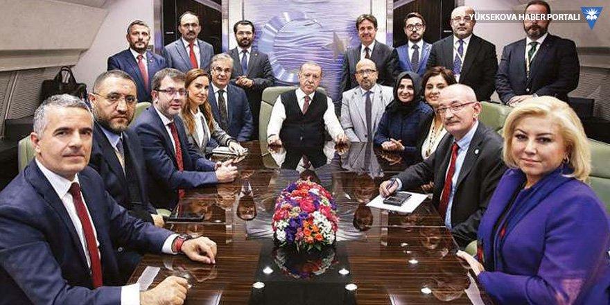 Erdoğan: İş Bankası'ndaki CHP hisseleri yasayla Hazine'ye aktarılabilir