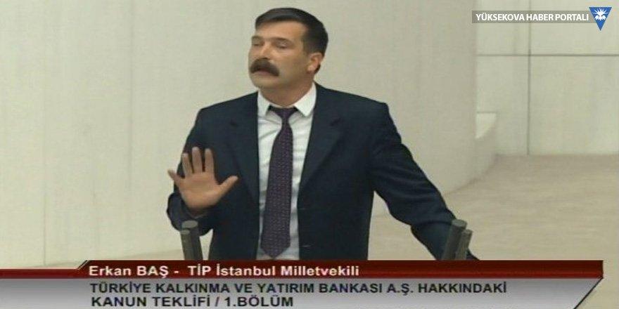 TİP yeniden Meclis kürsüsünde