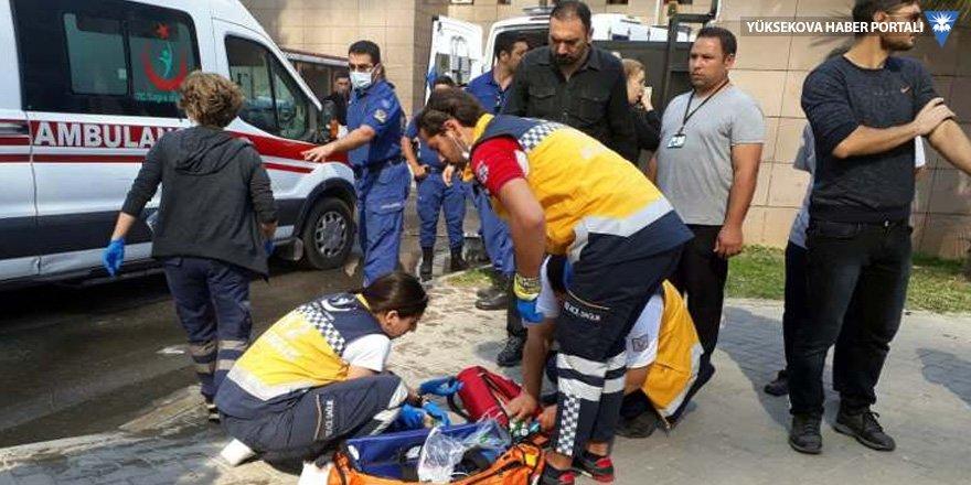 İzmir Adliyesi'ndeki gaz sızıntısından etkilenen işçi hayatını kaybetti