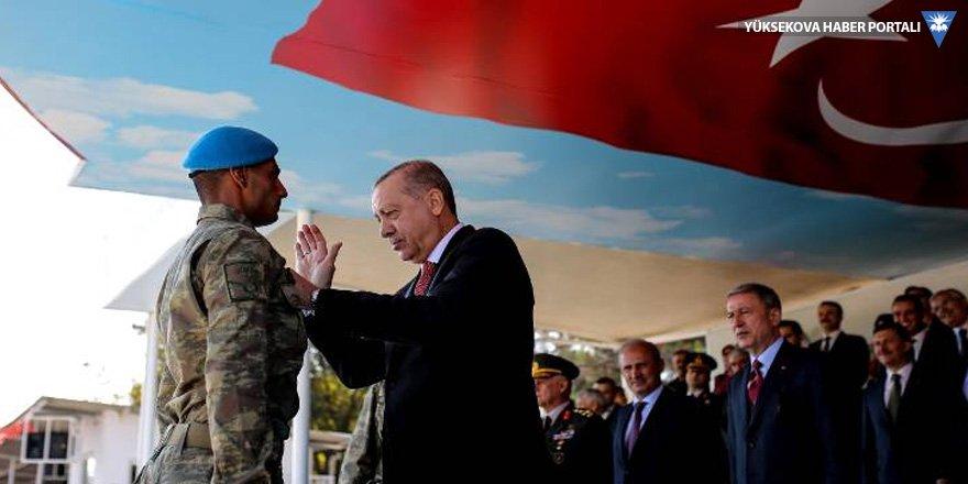Erdoğan: Çok yakında komandolarımız Fırat'ın doğusunda olacak