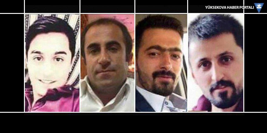 Yüksekova'da zırhlı araçtan açılan ateşle 4 kişinin öldüğü davada hapis istemi