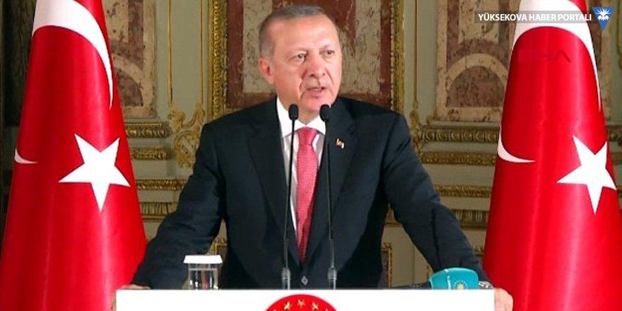 Erdoğan: İnsanı yaşat ki devlet yaşasın