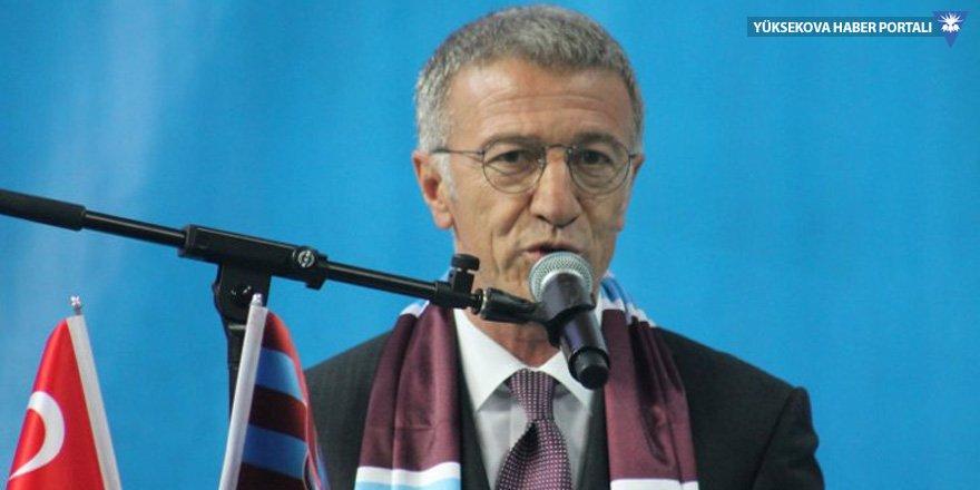 Ahmet Ağaoğlu 'devam' diyecek!