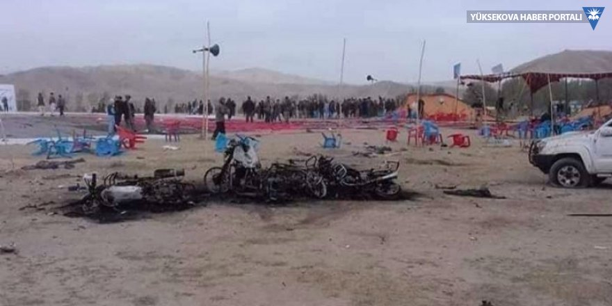 Afganistan'da seçim mitinginde saldırı: 13 ölü
