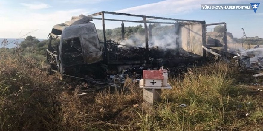 Sığınmacıları taşıyan araç kaza yaptı: 11 ölü