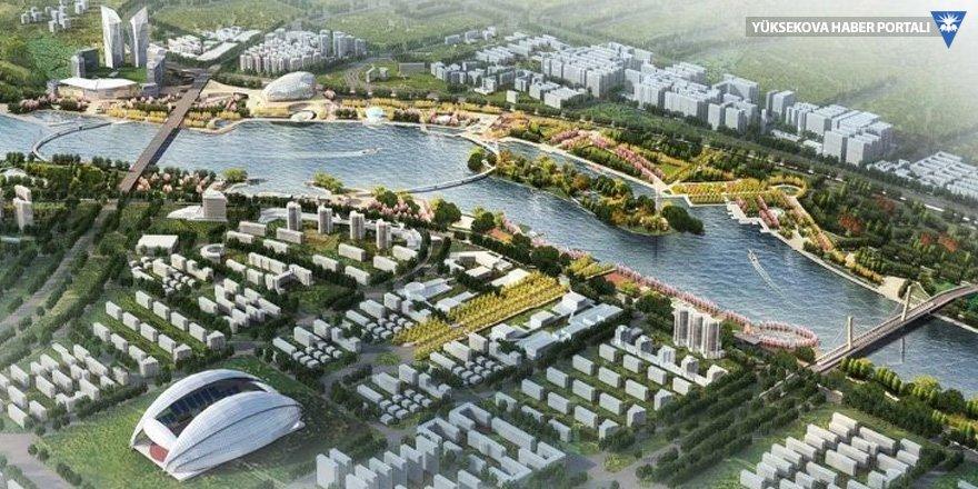 Kanal İstanbul'da 'yeni şehir'
