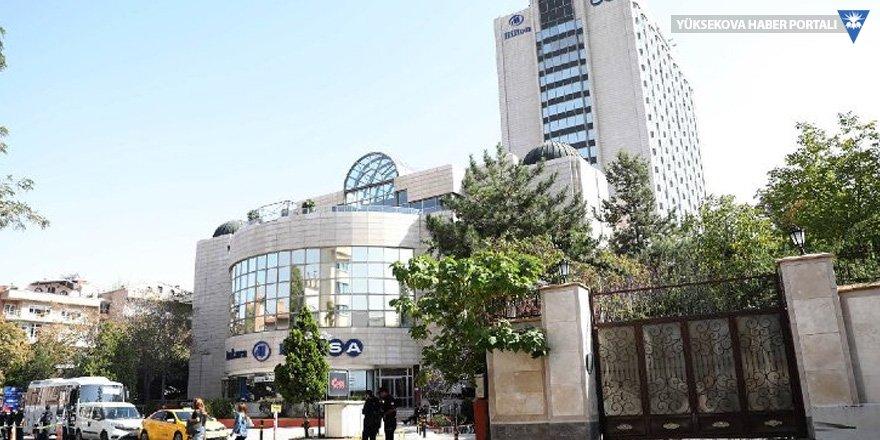 Ankara'daki İran Büyükelçiliği'nde bomba alarmı