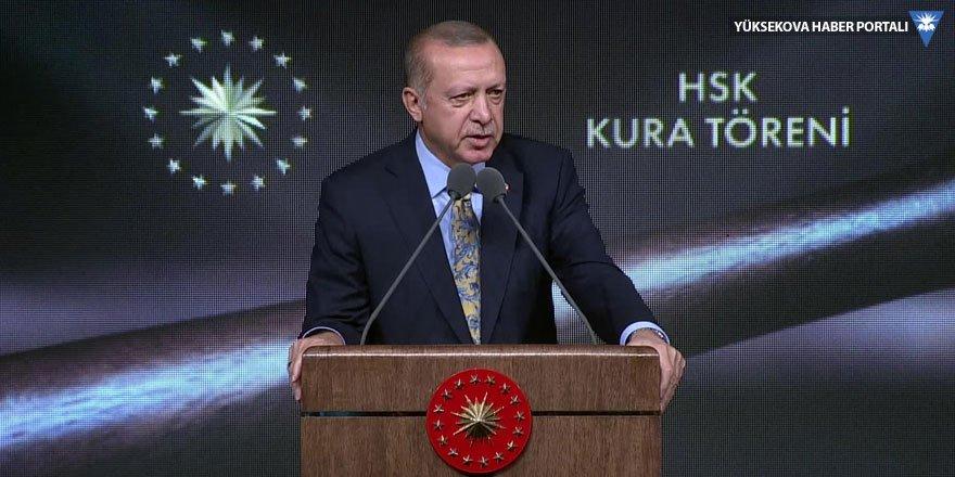 Erdoğan: Af tartışması rahatsızlığı artırdı