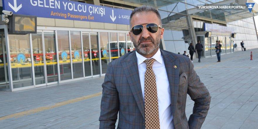 Keği'den Yüksekova Havalimanı müdürüne tepki!