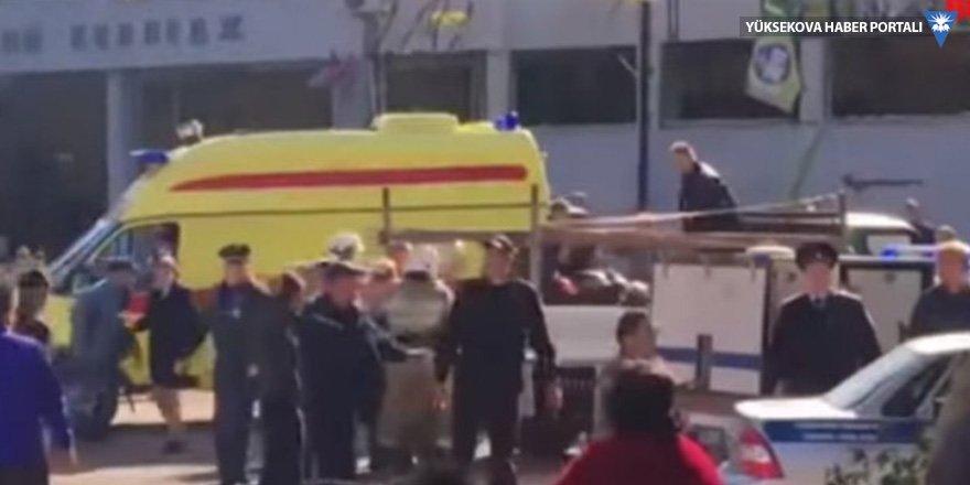 Kırım'da bir okula bombalı saldırı: 18 ölü