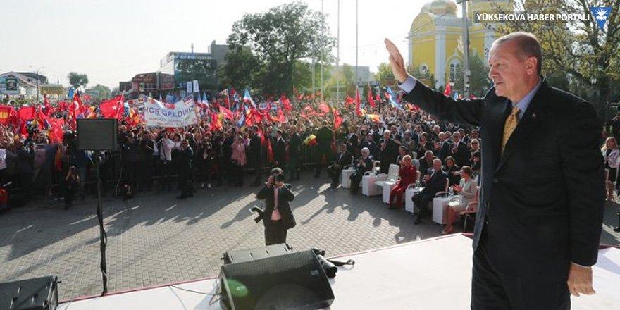 Erdoğan: Çok yakında Komrat Başkonsolosluğu'nu açacağız