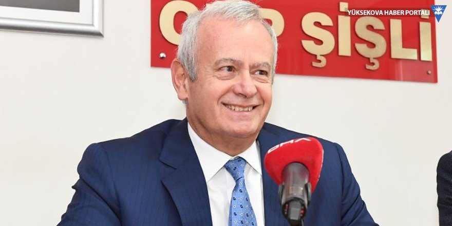 Hayri İnönü yeniden belediye başkan adayı oldu