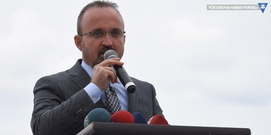 Bülent Turan: 3 dönem başkanlık yapanlar kendi iradesiyle aday olmasın
