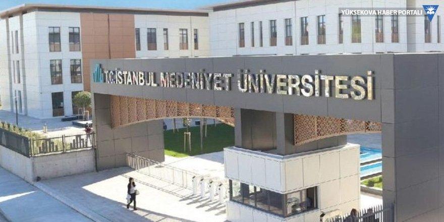 Medeniyet Üniversitesi'nde hayalet fakülte!
